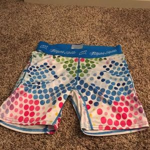 Softball slider shorts!